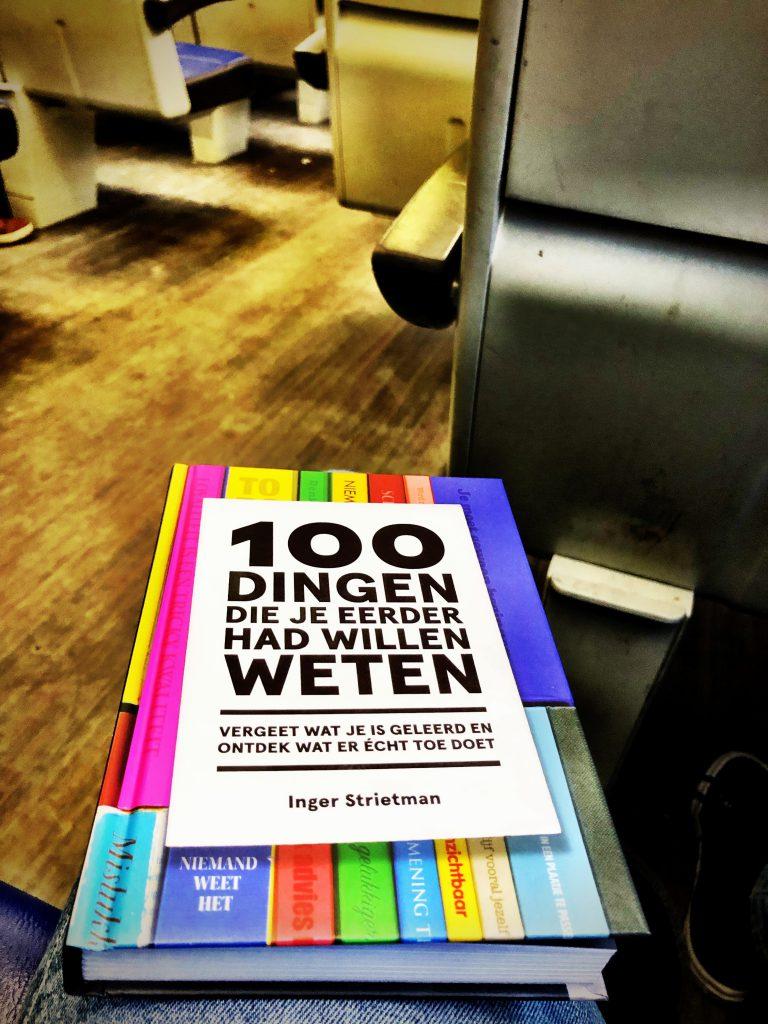 100 dingen die je eerder had willen weten. Foto: Sander Lindenburg